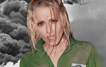 girl Lori petty tank