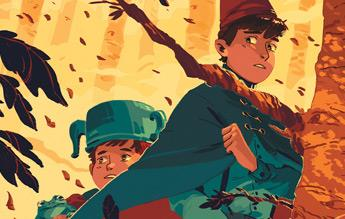 Over The Garden Wall Returns In New Series