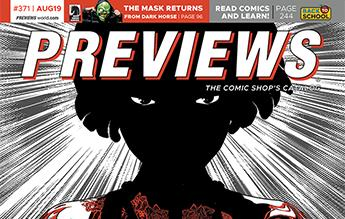PREVIEWSworld's New Series For May 2018 - Previews World