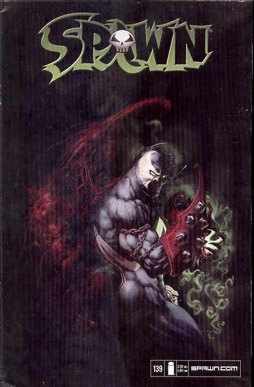 SPAWN #139 (RES)