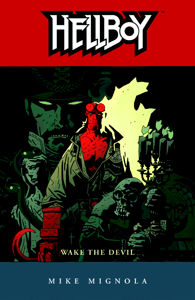 (USE JAN128084) HELLBOY TP VOL 02 WAKE THE DEVIL