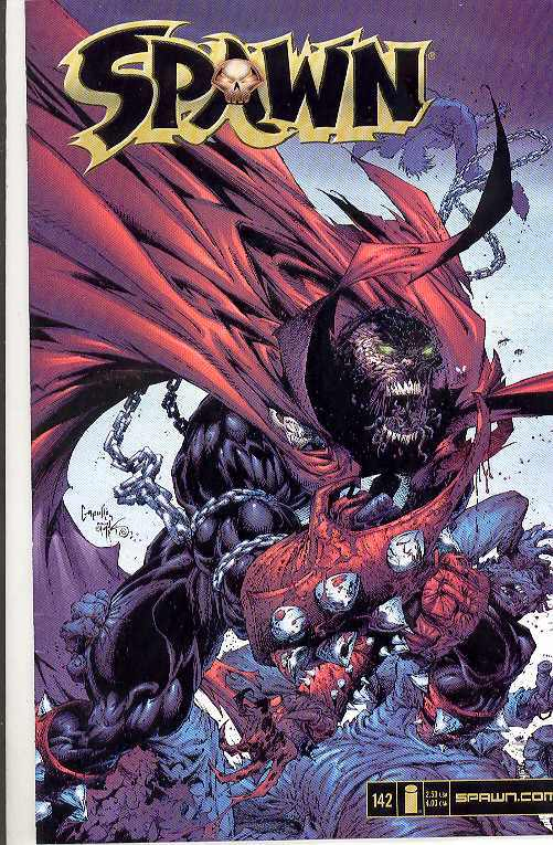 SPAWN #142 (RES)