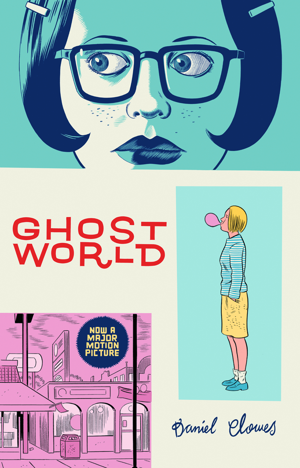EIGHTBALL GHOST WORLD TP (NEW PTG)