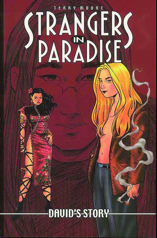 STRANGERS IN PARADISE TP VOL 14 DAVIDS STORY