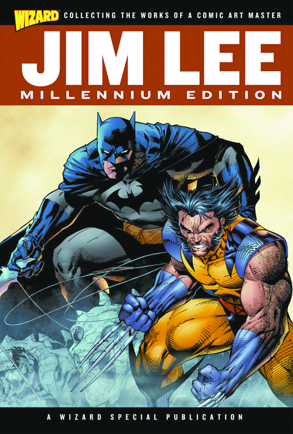 (USE OCT063030) WIZARD JIM LEE MILLENNIUM ED LTD DLX HC