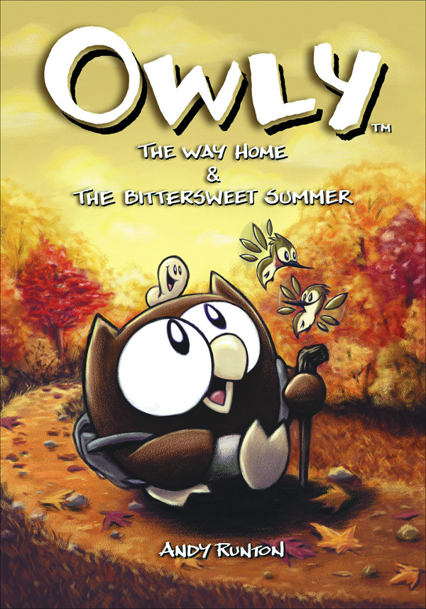 OWLY GN VOL 01 WAY HOME