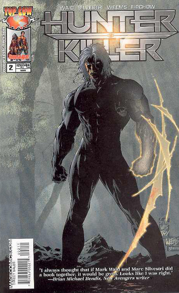 HUNTER KILLER CVR A SILVESTRI #2