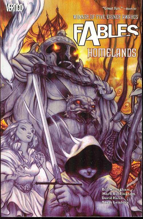 (USE JAN148352) FABLES TP VOL 06 HOMELANDS (MR)