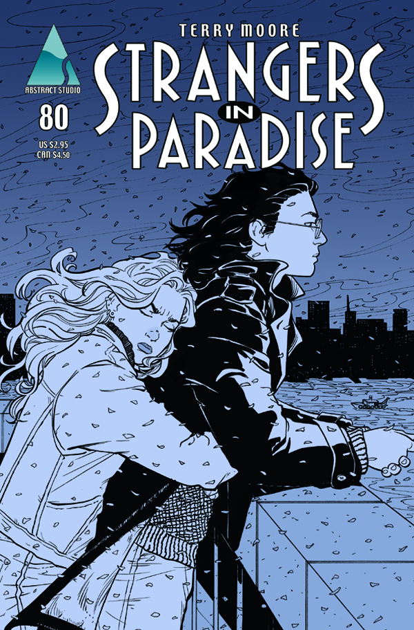 STRANGERS IN PARADISE #80