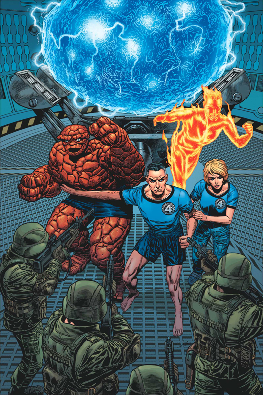 FANTASTIC FOUR FIRST FAMILY #2 (OF 6)
