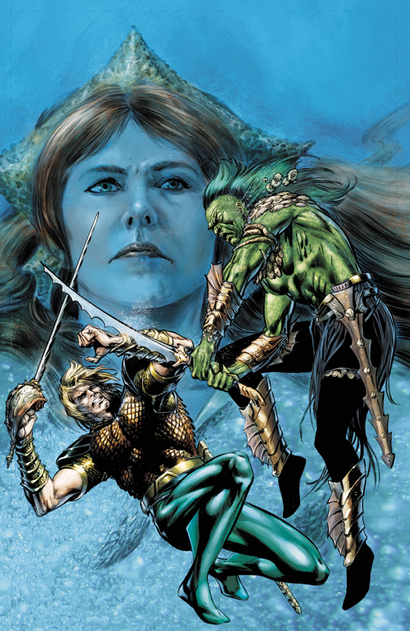 AQUAMAN SWORD OF ATLANTIS #41