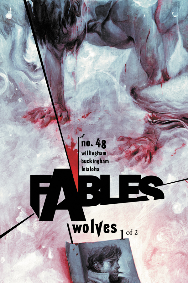 FABLES #48 (MR)