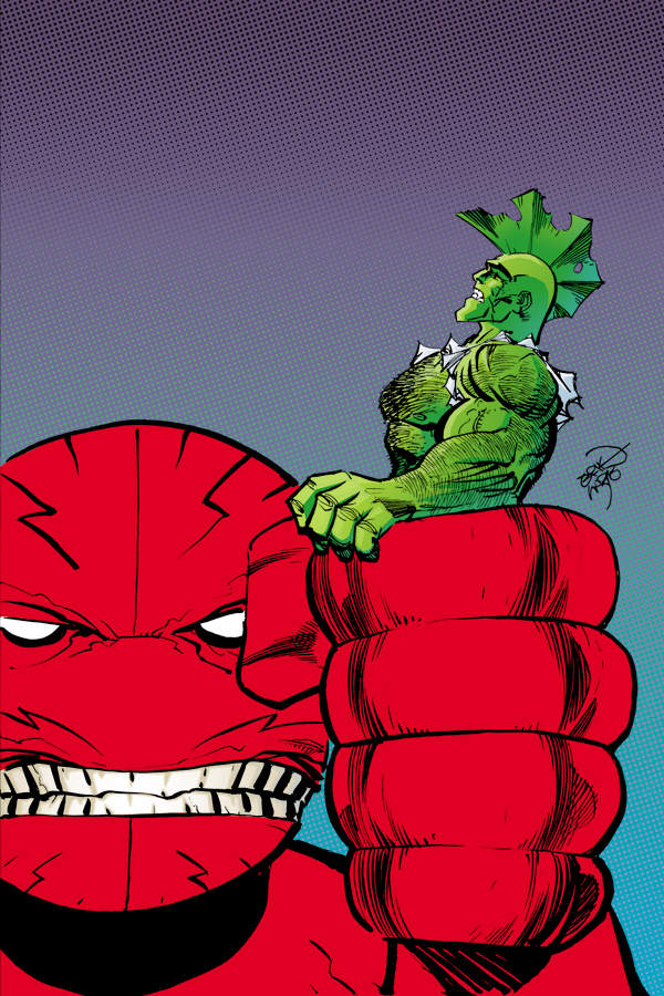 SAVAGE DRAGON #126