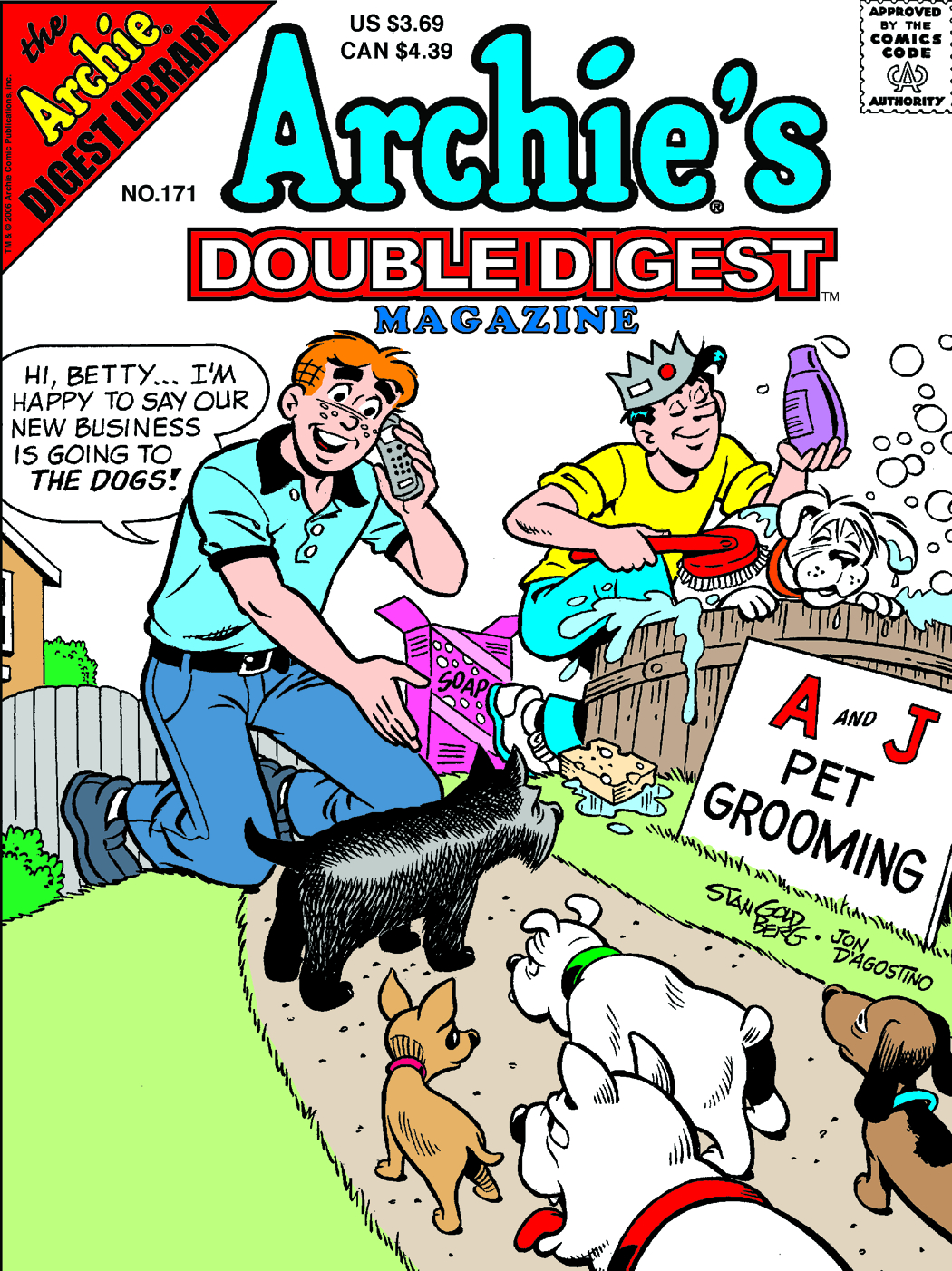 ARCHIE DOUBLE DIGEST #171