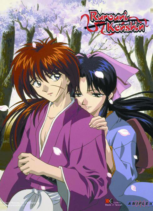 Image result for kenshin and kaoru