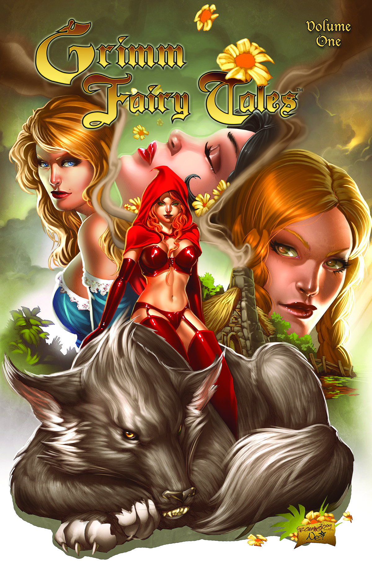 (USE SEP111319) GRIMM FAIRY TALES TP VOL 01