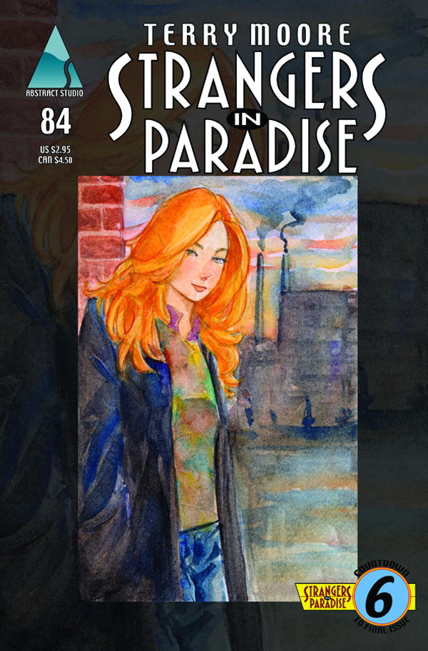 STRANGERS IN PARADISE #84