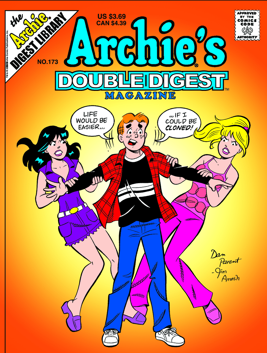 ARCHIE DOUBLE DIGEST #173