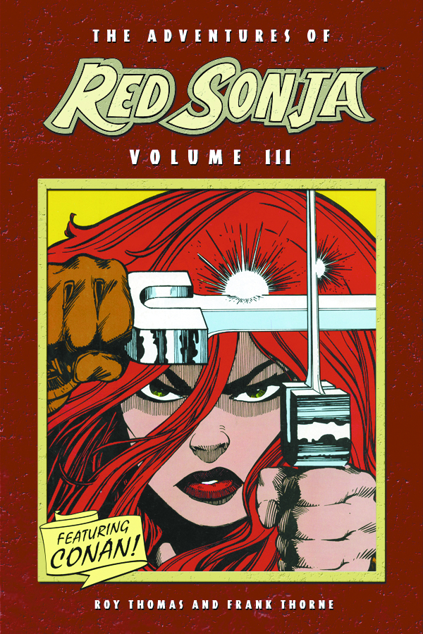 ADVENTURES OF RED SONJA TP VOL 03