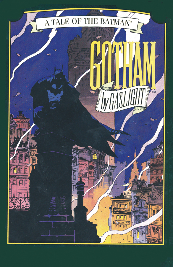 BATMAN GOTHAM BY GASLIGHT TP NEW ED