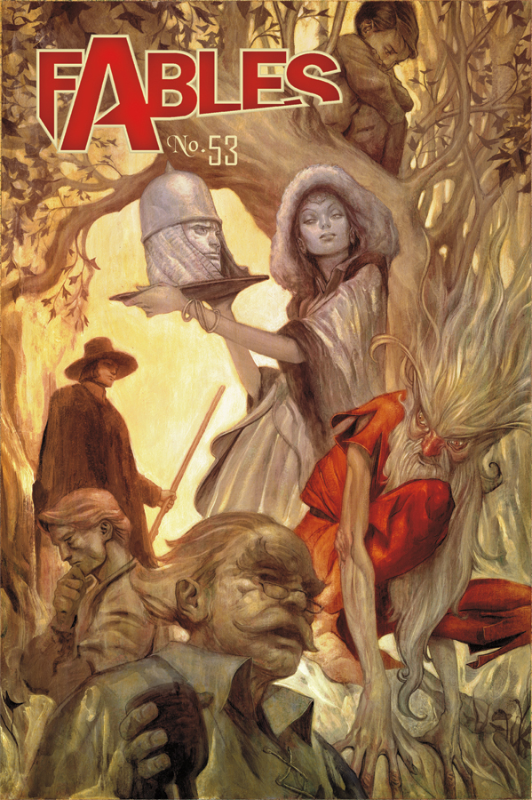 FABLES #53 (MR)
