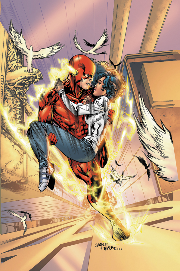 FLASH THE FASTEST MAN ALIVE #4