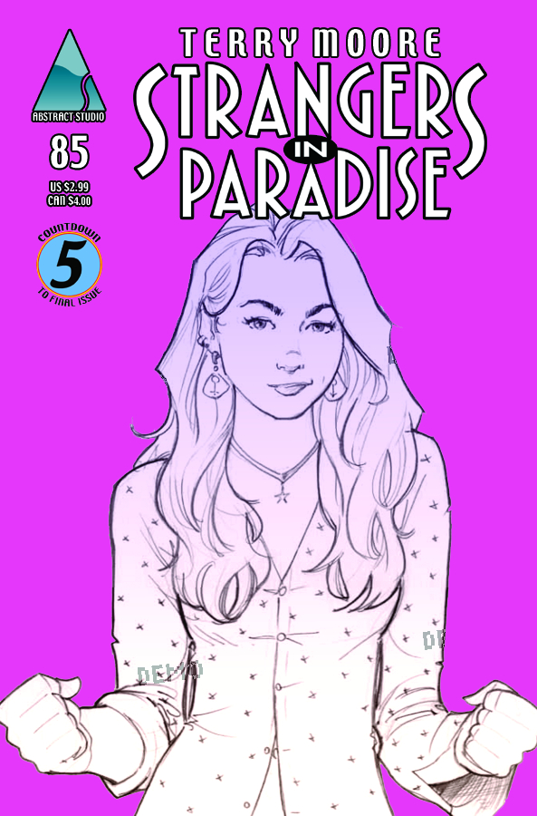 STRANGERS IN PARADISE #85