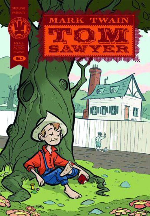 ALL ACTION CLASSICS TOM SAWYER GN (RES)
