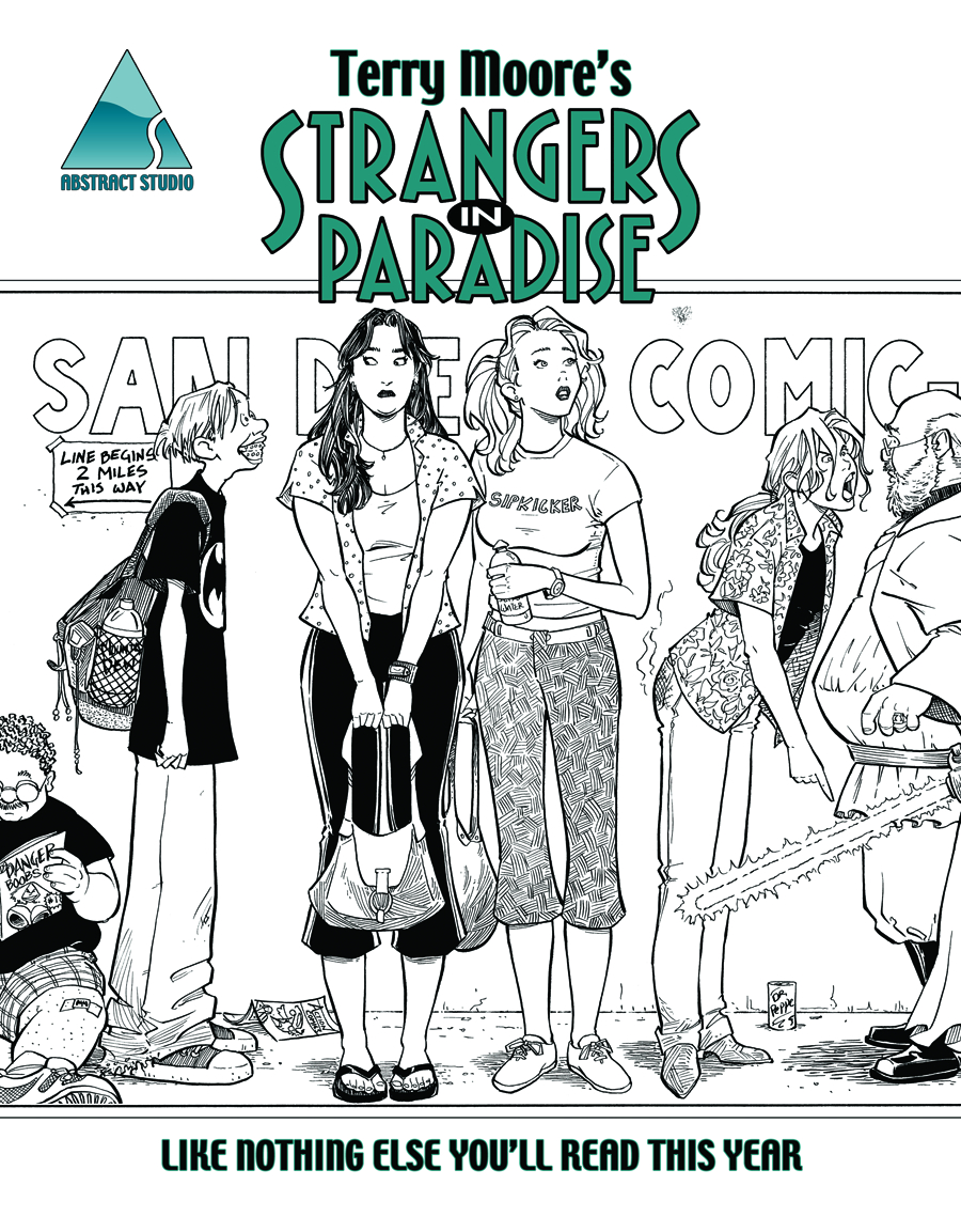 STRANGERS IN PARADISE #86