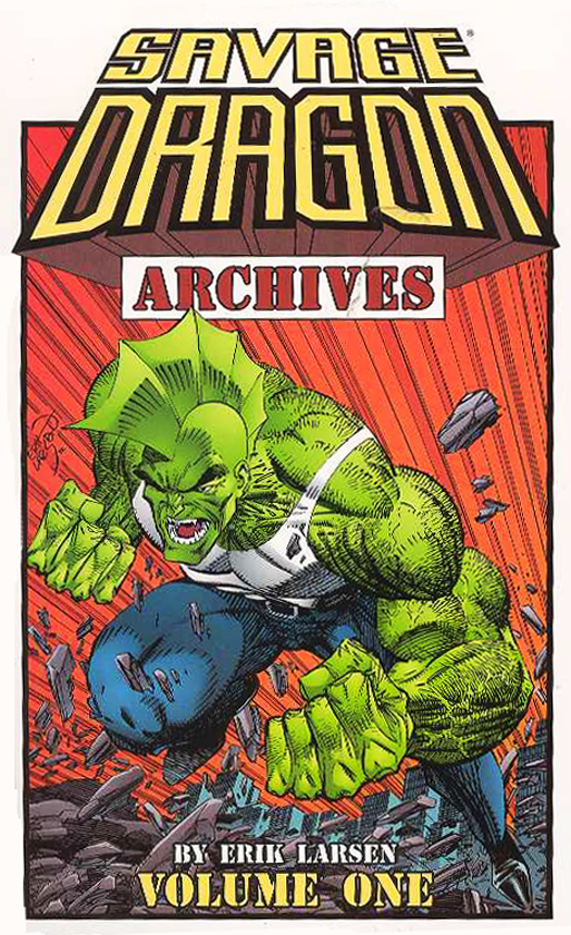SAVAGE DRAGON ARCHIVES TP VOL 01 (OCT061864)