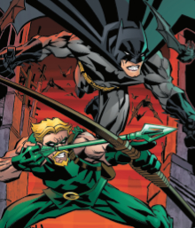GREEN ARROW #69