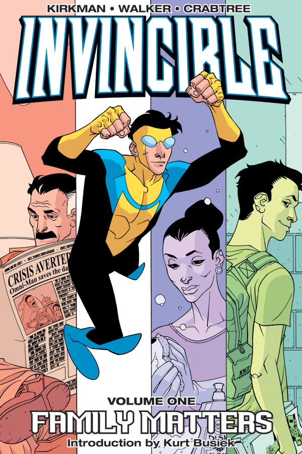 INVINCIBLE TP VOL 01 FAMILY MATTERS (OCT068077)