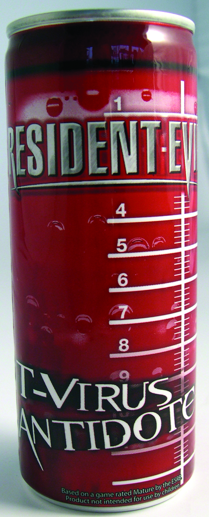 RESIDENT EVIL T VIRUS ANTIDOTE DRINK 24 CT
