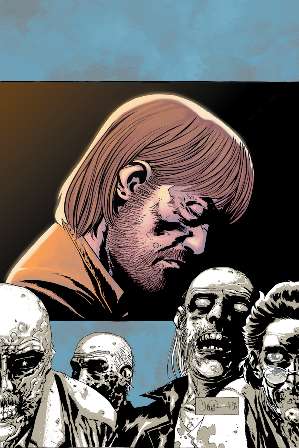 (USE SEP088207) WALKING DEAD TP VOL 06 SORROWFUL LIFE (MR)
