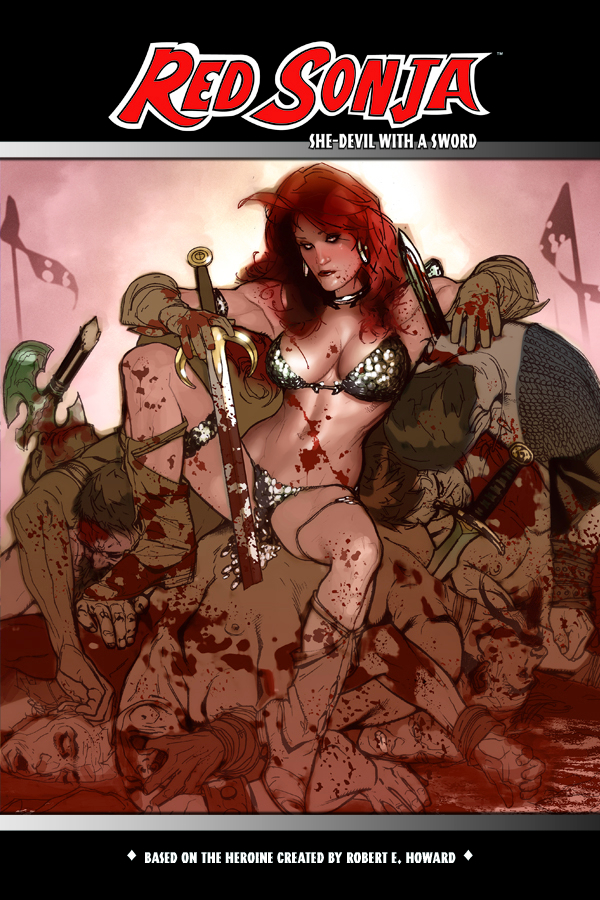 RED SONJA SHE DEVIL TP VOL 02 ARROWSMITH