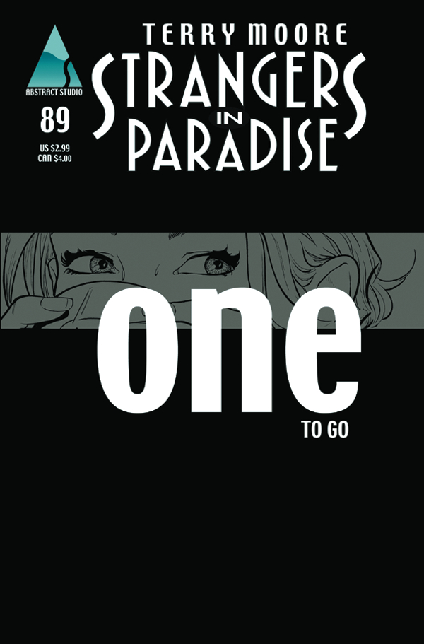 STRANGERS IN PARADISE #89