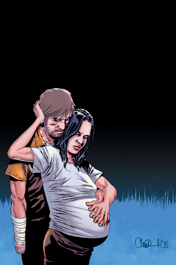 WALKING DEAD #37 (MR)