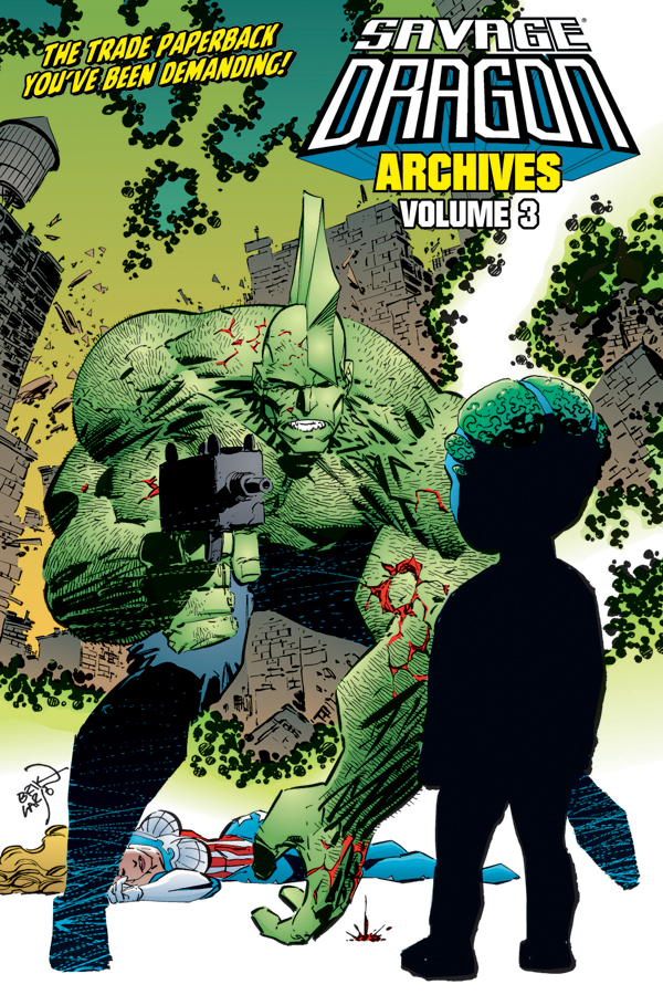 SAVAGE DRAGON ARCHIVES TP VOL 03
