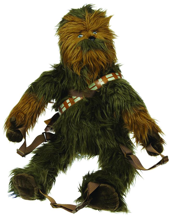 SW CHEWBACCA BACK BUDDY