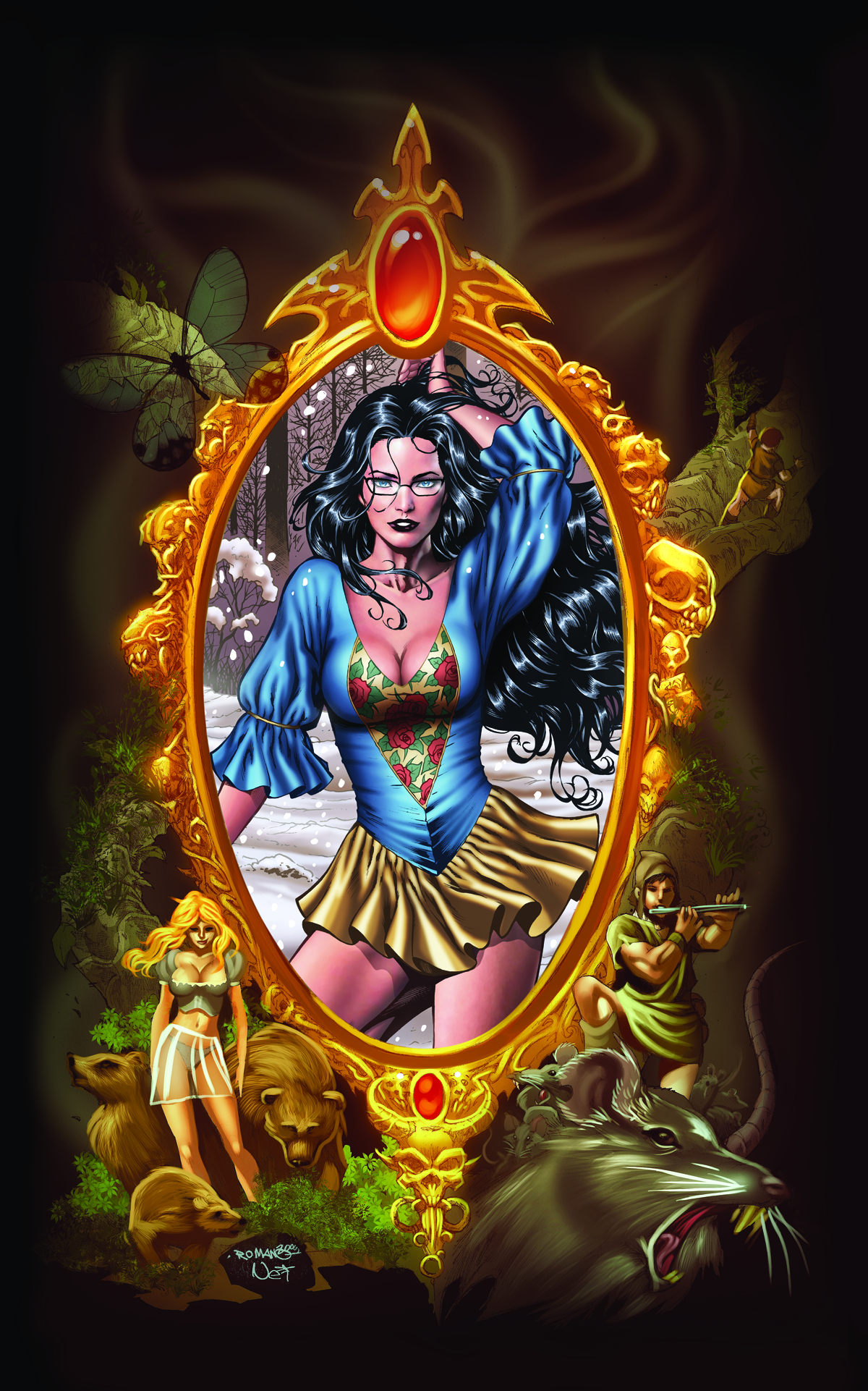 (USE JAN128171) GRIMM FAIRY TALES TP VOL 02