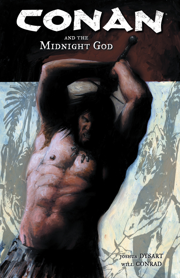 CONAN AND THE MIDNIGHT GOD TP