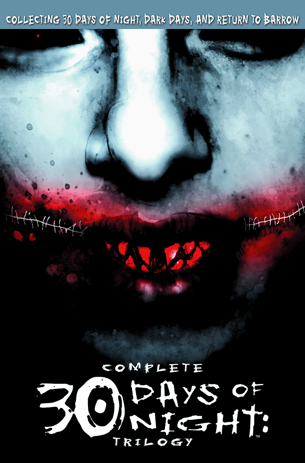 AUG073747 - COMPLETE 30 DAYS OF NIGHT TRILOGY HC (MAR078256