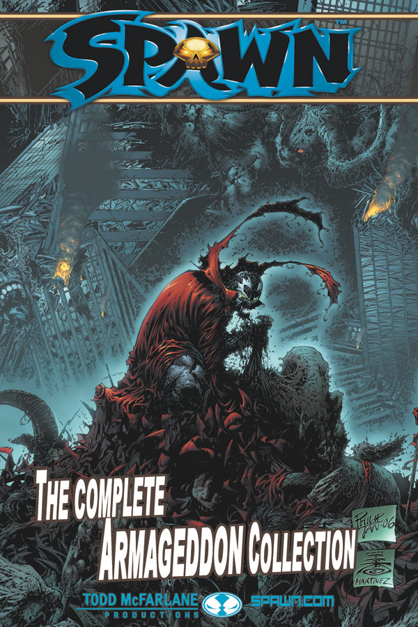 SPAWN ARMAGEDDON COMPLETE COLLECTION TP