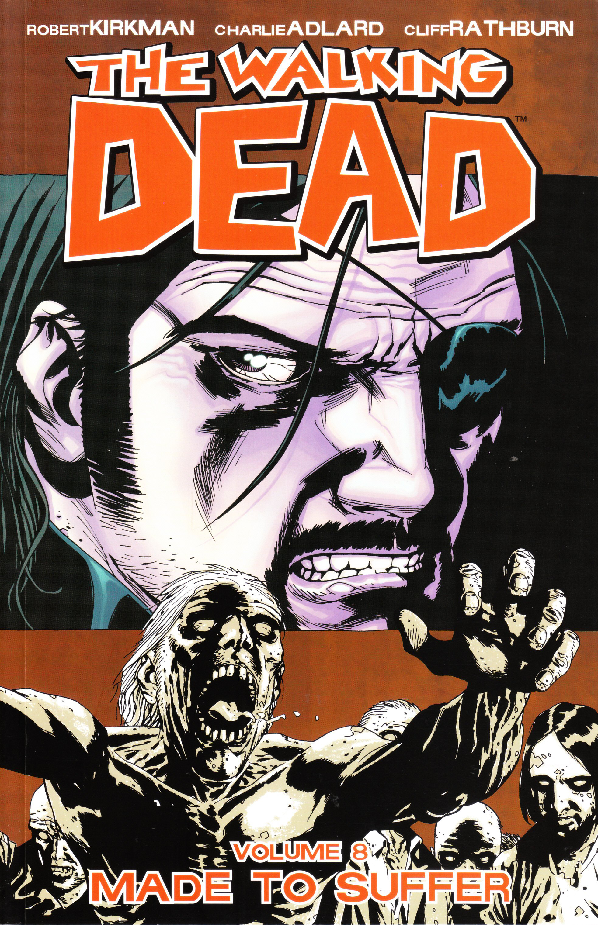 WALKING DEAD TP VOL 08 MADE TO SUFFER