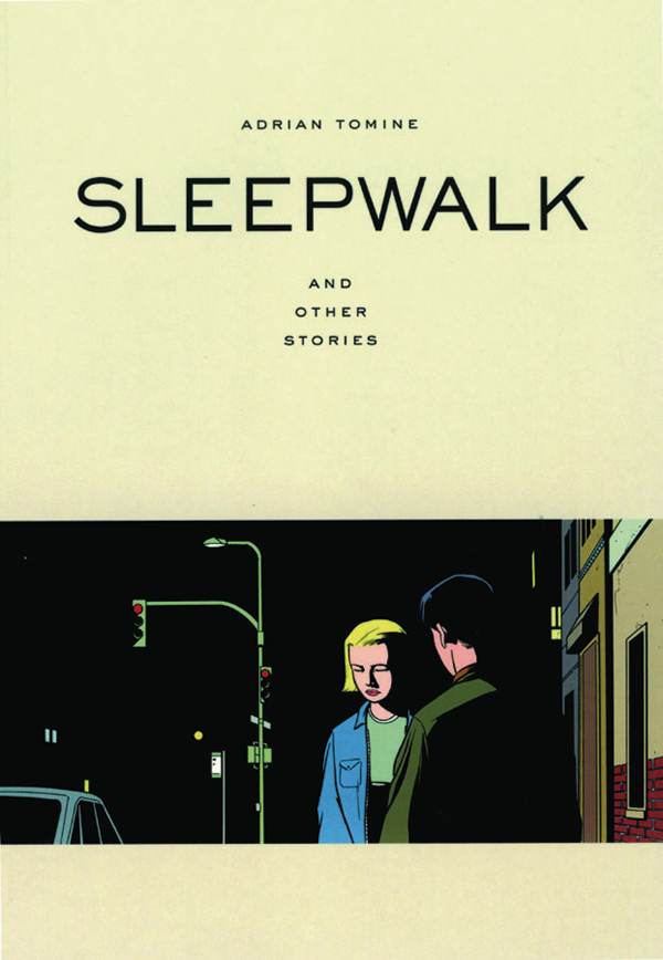 SLEEPWALK AND OTHER STORIES TP