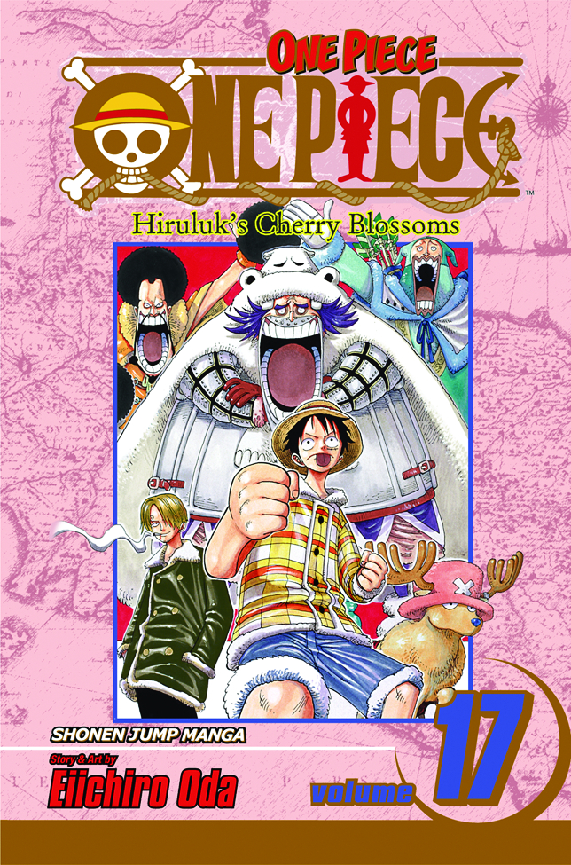 (USE SEP138412) ONE PIECE GN VOL 17
