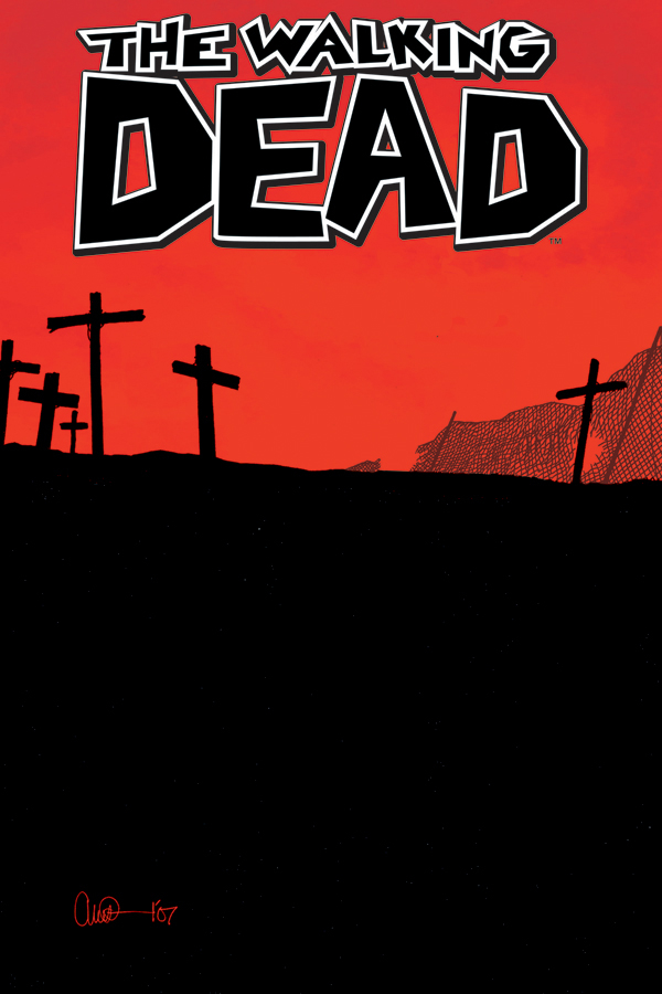 WALKING DEAD #48 (MR)