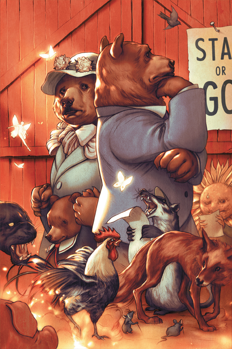 FABLES #70 (MR)