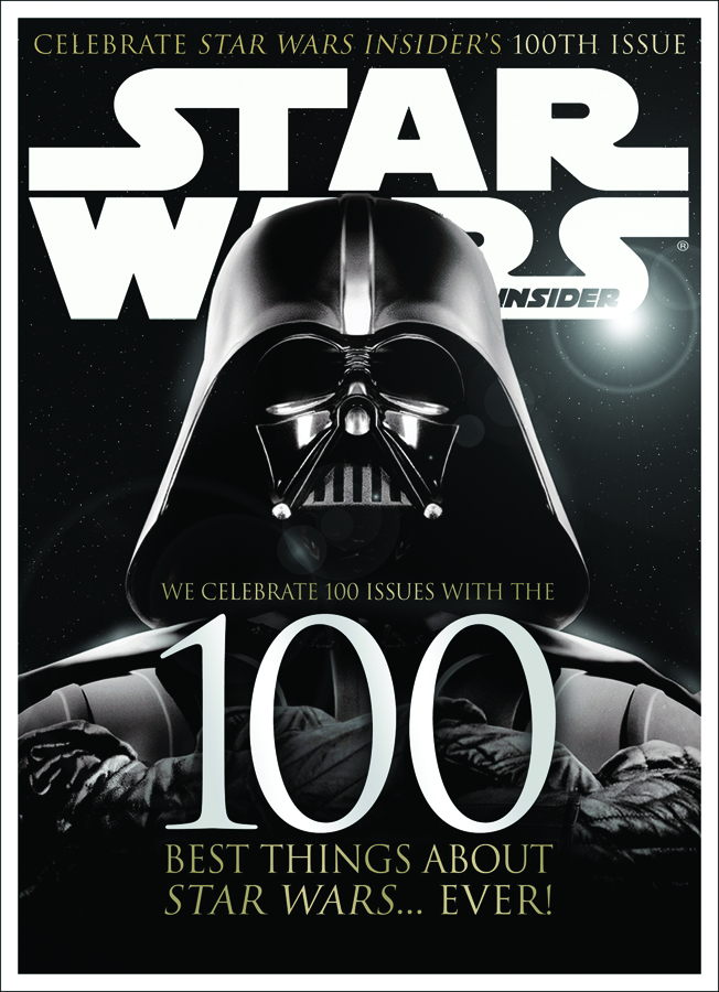 STAR WARS INSIDER #100 NEWSSTAND ED