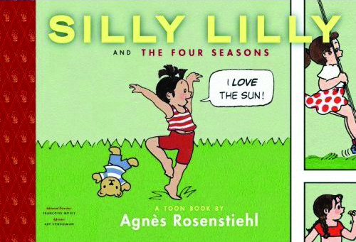 SILLY LILLY AND THE FOUR SEASONS HC